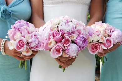 discounted wedding flowers