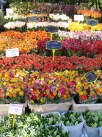 diy wedding flowers market