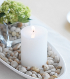 Ideas for Cheap Wedding Centerpieces | Big Wedding Tiny BudgetBig ...