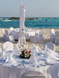 cheap wedding places - beach
