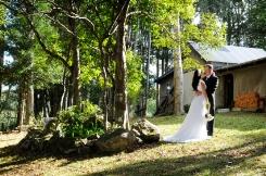 wedding reception places - farm