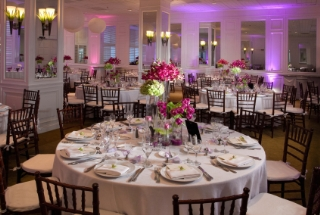 wedding reception places indoor