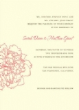 discount wedding invitations - wedding paper divas
