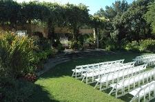 wedding reception places - arboretum
